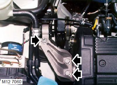 Замена масла в двигателе вектра с