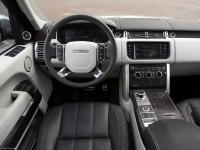 Range Rover 2013 салон